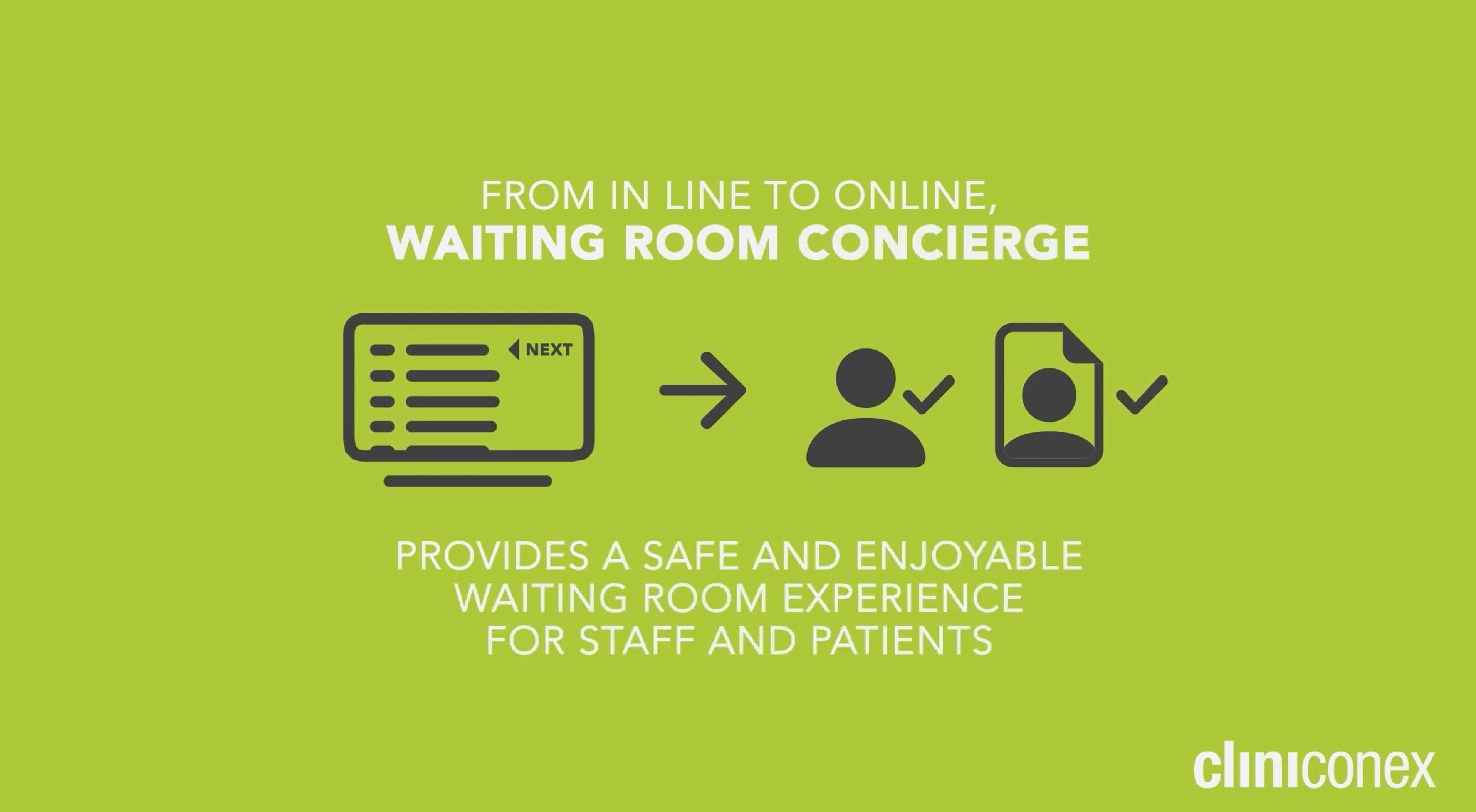 Waiting Room Concierge
